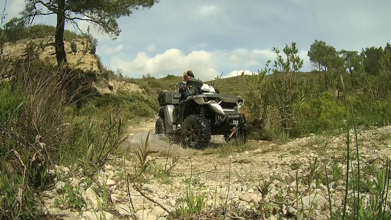 Quad Safari Kiotari